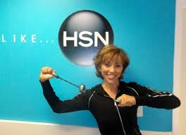 Forbes Riley and HSN logo