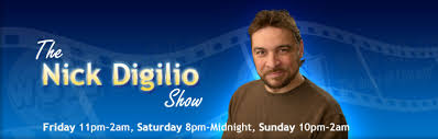 Nick Digilio show logo